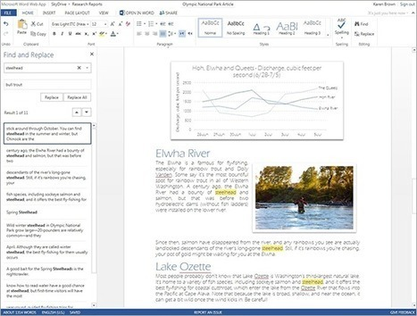 Microsoft Adds Real-Time Collaboration, Editing to Office Web Apps - SiteProNews | Jewish Education Around the World | Scoop.it