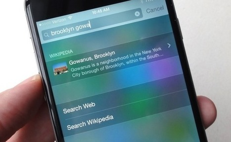 9 time-saving search tips for Google on Android and iOS Spotlight - PCWorld | App World | Scoop.it