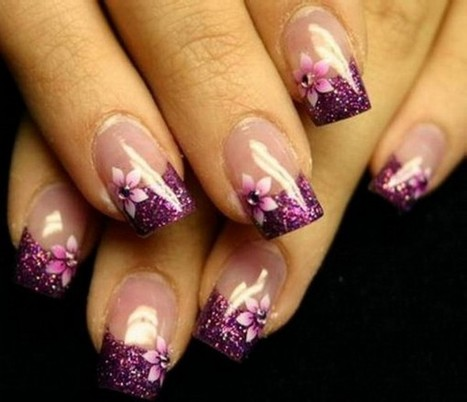 Cute Easy Gel Nail Design Ideas 2013 - Cute Easy Gel Nail Design Ideas 2013 Nail Des...
