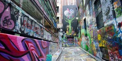 Tour du monde des hauts-lieux du street art - Boursorama | Arts & Creators - Des Arts et des Créateurs | Scoop.it