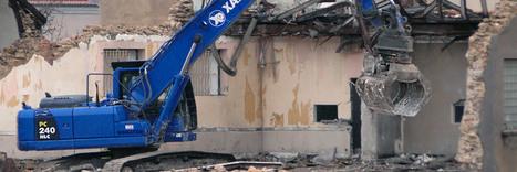 Diagnostic obligatoire pour les déchets de démolition - ETI Construction   Diagnostics Immobiliers   Scoop.it