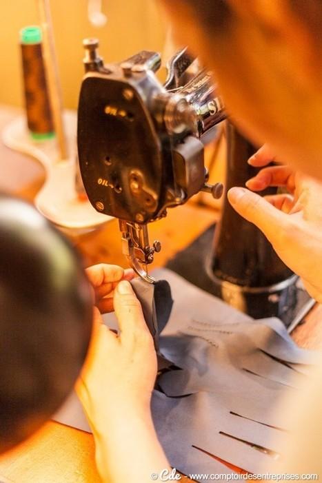 Visite de la Maison Fabre, une visite de velours dans un gant de cuir…   Métiers, emplois et formations dans la filière cuir   Scoop.it