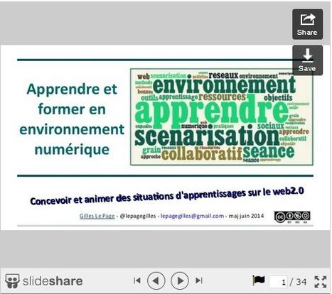 Former en environnement numérique | E-pédagogie, web2.0 | Educommunication | Scoop.it