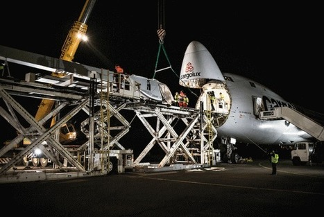 Video: Disassembling a Solar Airplane In 59 Seconds Flat - Wired | Heron | Scoop.it
