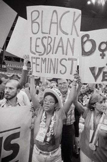 Black. Lesbian. Feminist. | Dare To Be A Feminist | Scoop.it