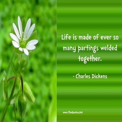 Charles Dickens : Life - TheQuotes.Net – Motivational Quotes | Fresh Connect | Scoop.it