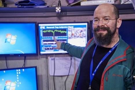 CERN capta la medida más precisa del momento magnético del antiprotón | Universo y Física Cuántica | Scoop.it