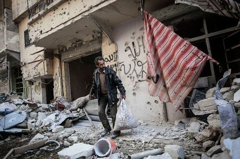 Dec7: Why Is Chemical Warfare Obama's 'Red Line' in Syria? Assad may be preparing to use | News from Syria | Scoop.it