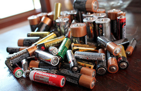 Batteriser is a $2.50 gadget that extends disposable battery life by 800 percent   Cool Future Technologies   Scoop.it