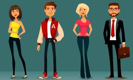 Developing eLearning Characters: A Quick Guide For eLearning Professionals - eLearning Industry | Todo e-learning | Scoop.it