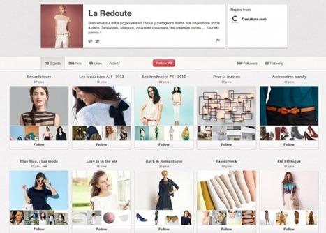 Réseaux sociaux] Ils se sont lancés sur les réseaux sociaux : les sites e-commerce   Marketing, Digital, Stratégie, Consommation, Réseaux sociaux, Marques, ...   Scoop.it
