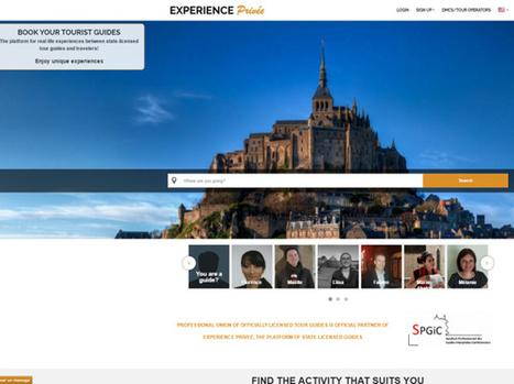 Le guide-conférencier 2.0 est arrivé! | Le Pays des Impressionnistes: l'actu pour les pros ! | Scoop.it