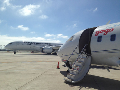Gogo Wi-Fi Services Launch on Japan Airlines Domestic Flights | WiFiNovation | Scoop.it