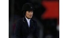 """Jessica Springsteen, """"born in the USA"""" et à cheval 