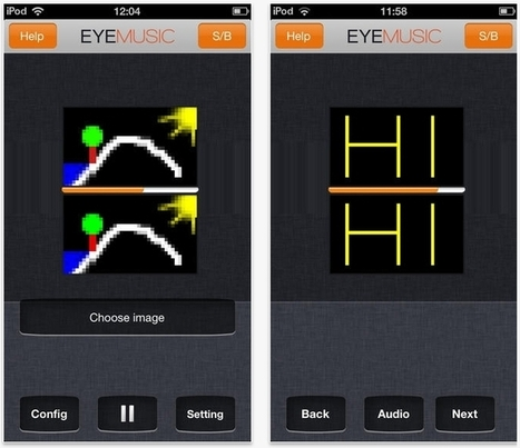 Incredible new app helps the blind recognize colors and shapes through music - BGR | Edtech PK-12 | Scoop.it