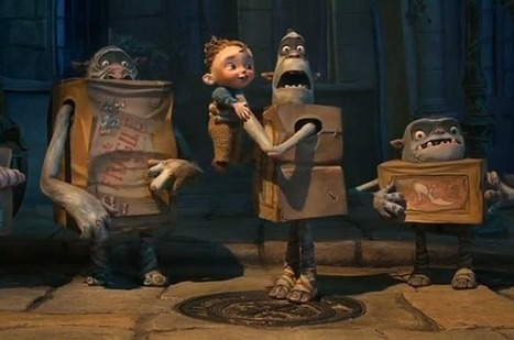 2014 Animated Feature Preview | Machinimania | Scoop.it