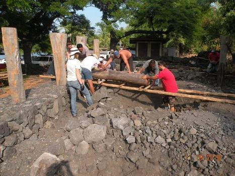 Big Island Now: Hawaiian Hale Building Workshop in Hōnaunau | ❀ hawaiibuzz ❀ | Scoop.it