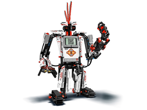 CES 2013 Hot Stuff Award winners announced-LEGO Mindstorms EV3 | scatol8® | Scoop.it