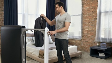 Tech That's Revolutionizing Your Daily Chores | The SmartHome | Scoop.it