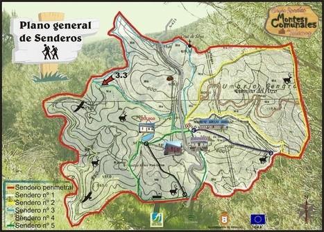 Wikiloc - ruta Senderos montes comunales en Adamuz . - Adamuz, Andalucía (España)- GPS track | Blogs de naturaleza | Scoop.it