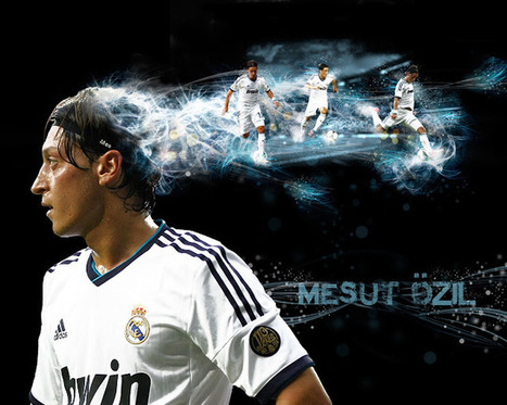 New Mesut Ozil Wallpaper HD Real Madrid 2013