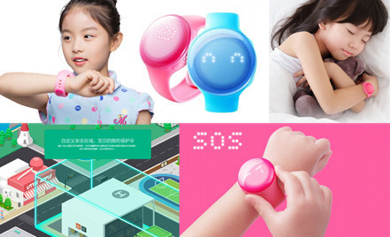 Xiaomi released Mi Bunny, a Smart Watch for Kids | UX-UI-Wearable-Tech for Enhanced Human | Scoop.it