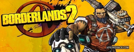 Borderlands 2 Apk + OBB Data [Full Paid] 1 0 0