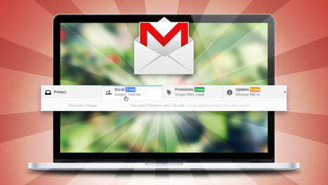 Everything You Need to Know About Gmail's New, Super-Confusing Layout | Life @ Work | Scoop.it