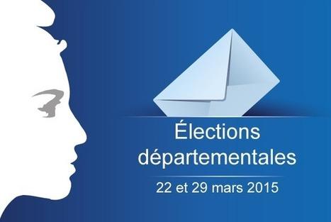 Elections d&eacute;partementales 2015 <br/> R&eacute;sultats officiels 1er tour <br/>Les candidats du 2e tour &agrave; #Toulouse | Toulouse La Ville Rose | Scoop.it