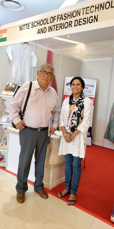 Dr Sein Myint Managing Director Nitte Sc