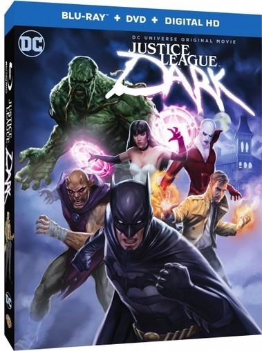 Do You Believe In Magic? Batman Doesn't In This New Clip From 'Justice League Dark' | Comic Book Trends | Scoop.it