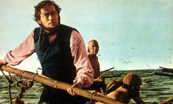 Real adventure that inspired Moby-Dick lures film directors | The Guardian | Kiosque du monde : Amériques | Scoop.it