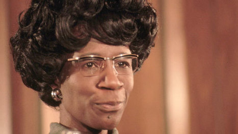 Shirley Chisholm Runs for Presidential Nomination - HISTORY.com Audio | TJMS United States History | Scoop.it