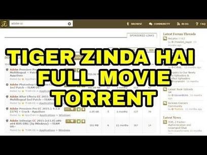Utorrent Movie Download Telugu Tiger Zinda Haigolkes