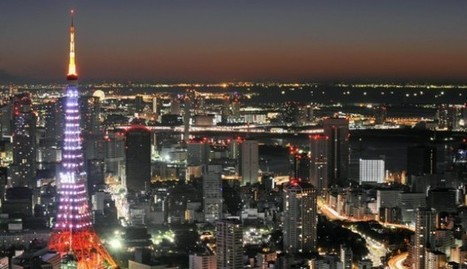 Tokyo, Sydney, Shanghai? Which city is the top destination for global real estate investors? | Property Finance & Investment | Scoop.it
