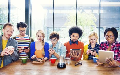 Quelle relation à la génération Y avec le e-commerce ?   Digital Marketing Cyril Bladier   Scoop.it