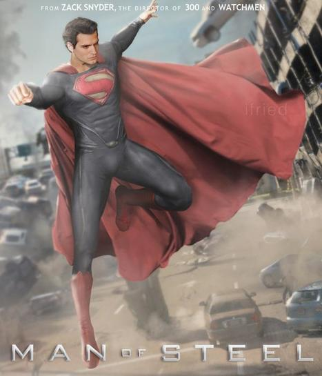 CYBOFREE : Man of Steel aspires for more in a world that yearns for less : Superman delays transcendence to save Planet Earth | Cybofree : Techno Social Issues for a Postmodern Transhuman Society | Scoop.it