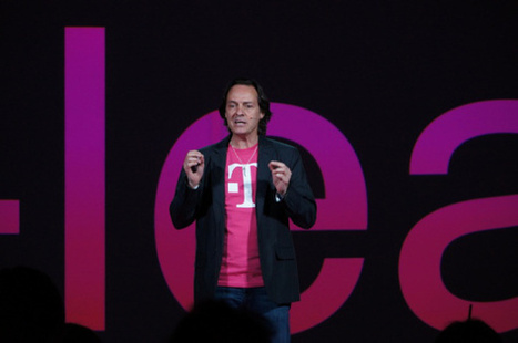 T-Mobile CEO crashes AT&T's CES party -- gets booted by security | Scott's Linkorama | Scoop.it