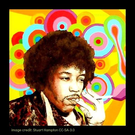 November Birthdays | Jimi Hendrix | EFL-ESL, ELT, Education | Language - Learning - Teaching - Educating | Scoop.it