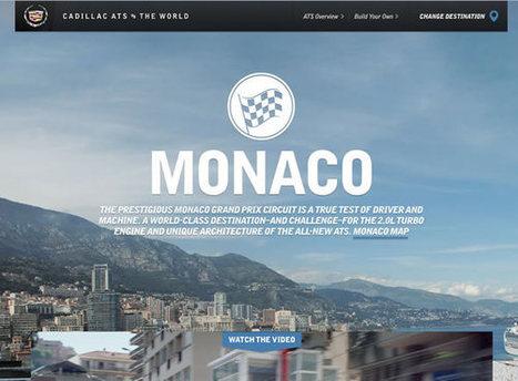 One page design : effet de mode ou réel intérêt pour les marques ? | Communiquer sur le Web | Scoop.it