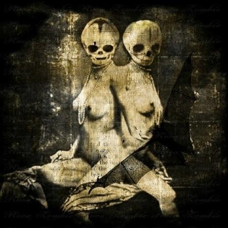 Dark desire | Ruca Zombie's Art Works | EROTIC ART & PHOTOGRAPHY | Scoop.it