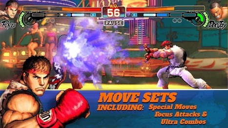 Street Fighter IV Champion Edition MOD APK V1 0