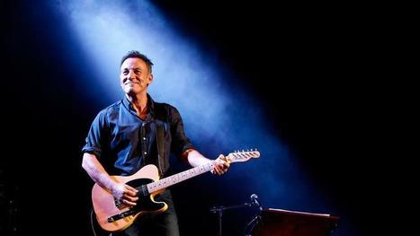U2, Bruce Springsteen... 2017, un bon cru pour la musique ! - le Figaro | Bruce Springsteen | Scoop.it