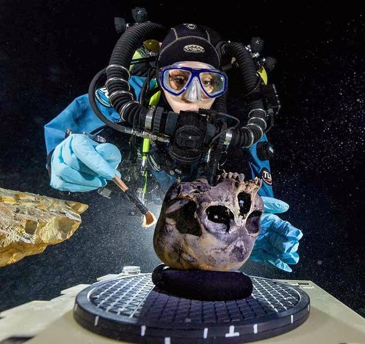 Researchers to document underwater cave, Paleoamerican remains | The Archaeology News Network | Kiosque du monde : Amériques | Scoop.it