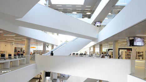 """The new libraries aren't just """"book temples,"""" but stunning spaces for ... - Macleans.ca 