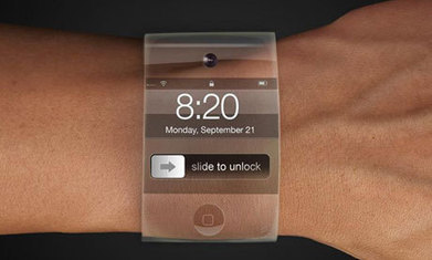 Enigmatic iWatch Will Be on Your Way Soon | iPhone App Development India | Scoop.it