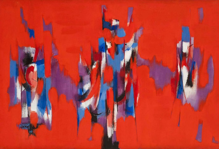 """""""Beyond the Spectrum: Abstraction in African American Art 1950-1975"""" opens at Michael Rosenfeld Gallery 