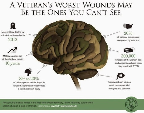 Veterans Day: What We Don't See | Design in Education | Scoop.it