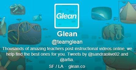 Glean — videos in education | Videos | Scoop.it