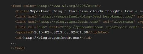 Superfeedr: how to implement PubSubHubbub | RSS Circus : veille stratégique, intelligence économique, curation, publication, Web 2.0 | Scoop.it